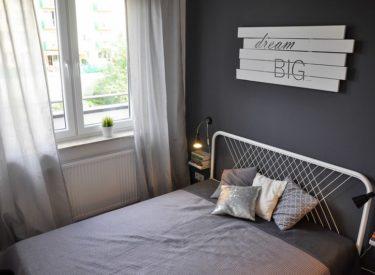 Bemowo – Dwa pokoje minimalistycznie